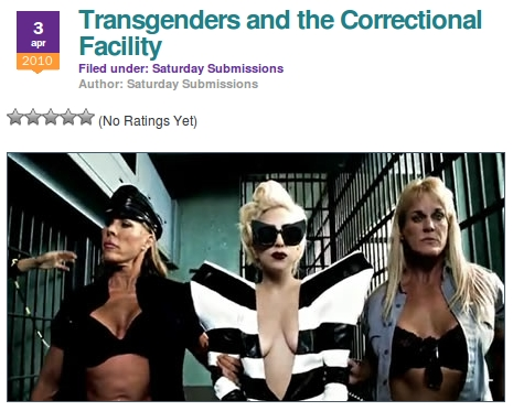 Transgenders and the Correctional Facility01.jpg